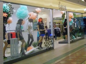 The Mall Gadong Brunei Visual Merchandising - Iora 3